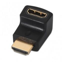AISENS ADAPTADOR A121-0124 / MACHO HDMI - HDMI FÊMEA