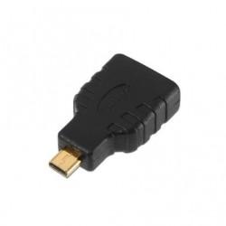 AISENS ADAPTADOR A121-0125 / HDMI FÊMEA - DO SEXO MASCULINO MICRO HDMI