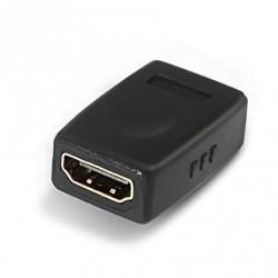 15/10/1200 ADAPTADOR NANOFIO / FEMININO HDMI - HDMI FÊMEA