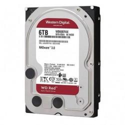 DISCO RÍGIDO WESTERN DIGITAL WD NAS NETWORK 6 TB / 3.5 '/ SATA III / 256MB