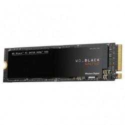 DISCO RÍGIDO SSD WESTERN DIGITAL WD 250GB SN750 PRETO / M2 2280 PCIE