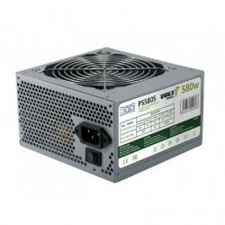 FORNECIMENTO DE ENERGIA 3GO PS580S / 580W / VENTILADOR DE 12 CM