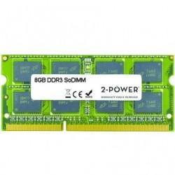 RAM DE 2 MULTISPEED POWER 8GB / DDR3 / 1066/1333 / 1600MHZ / 1.35V / CL7 / 9/11 / SODIMM