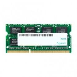 APACER 4GB RAM / DDR3 / 1600MHZ / 1.5V / CL11 / SODIMM