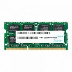 APACER 8GB RAM / DDR3 / 1600MHZ / 1.35V / CL11 / SODIMM