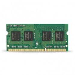 KINGSTON VALUERAM MEMÓRIA RAM 4GB / DDR3 / 1333 / 1.5V / CL9 / SODIMM