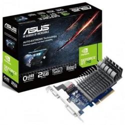 ASUS PLACA GRÁFICA GEFORCE GT 710 / 2GB GDDR5 / PERFIL BAIXO