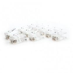 RJ45 NANOFIOS 10.21.0102-50 / CAT 5E / 50 PCS