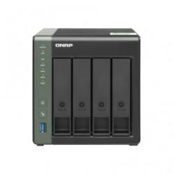 NAS QNAP TS-431KX / 4 BAÍAS 3.5'- FORMATO 2.5 '/ 2 GB DDR3 / TORRE