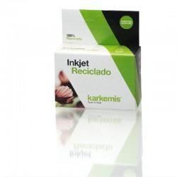 KARKEMIS BROTHER CARTUCHO DE TINTA RECICLADO LC980-LC1100 / AMARELO