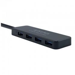 AISENS PORTOS A106-0399 USB HUB USB / 4 3,0
