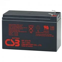 CSB BATERIA GP1272F2 / 12V / 7.2AH / SALICRU SUPORTO UPS