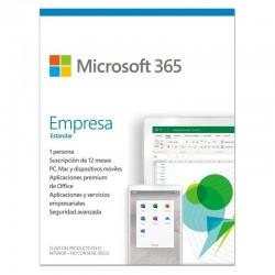 MICROSOFT OFFICE 365 ENTERPRISE / 1 UTILIZADOR / 1º ANO / 5 DISPOSITIVOS PADRÃO