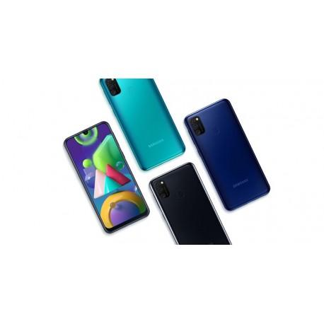 Samsung Galaxy M21 M215 Dual Sim 64GB - Azul EU