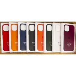 Apple iPhone 12 Mini Silicone Case with MagSafe - Black EU